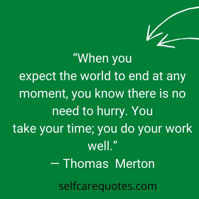 Thomas Merton quotes about nature