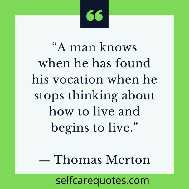 thomas merton quotes art