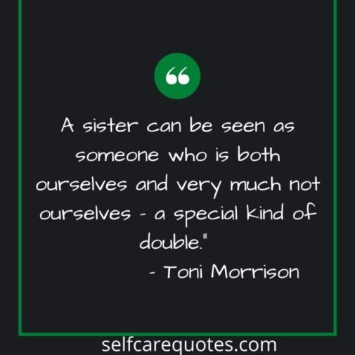 Sisterhood and Friendship