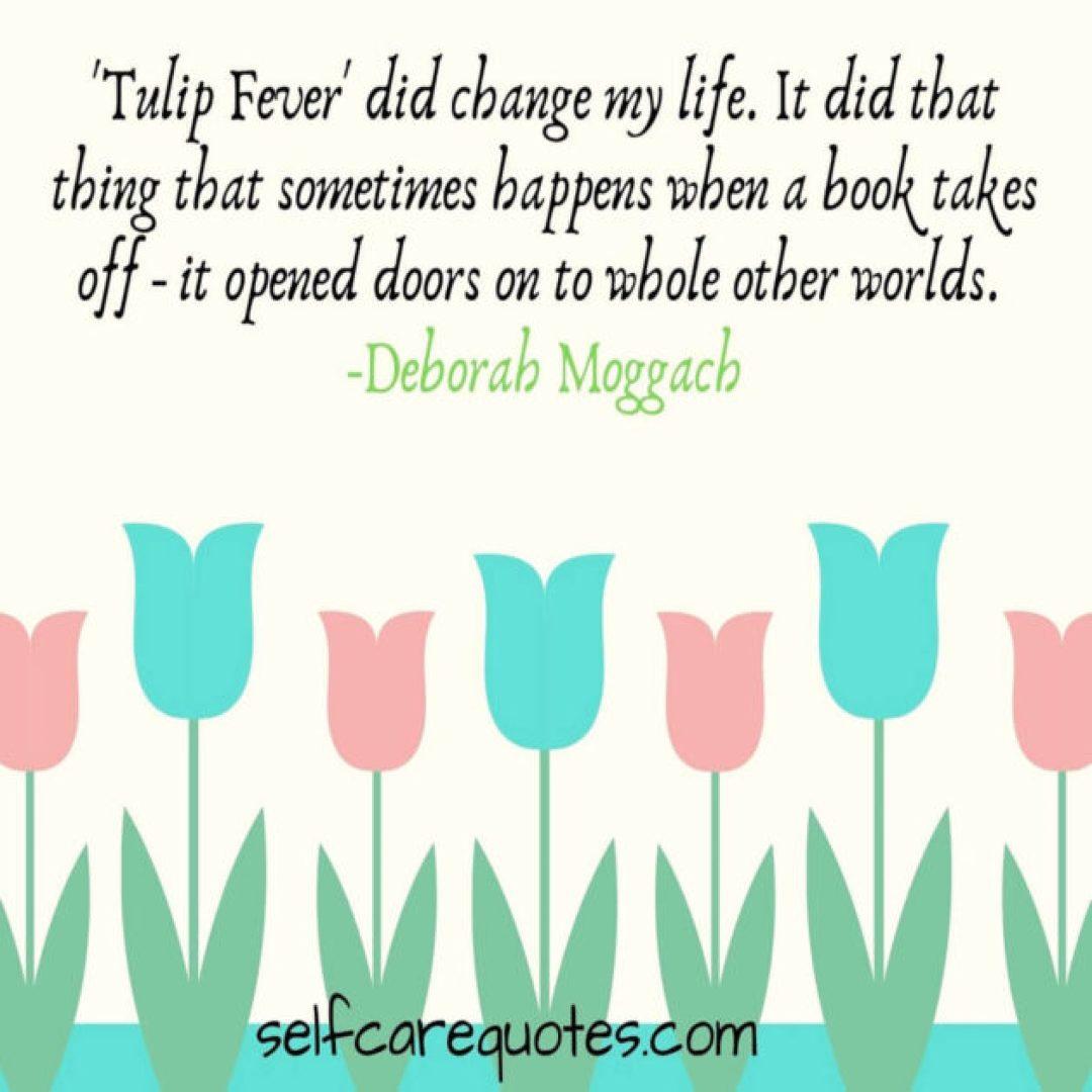 Positive Tulip Quotes