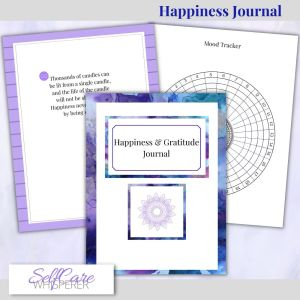 Gratitude Journal for Happiness