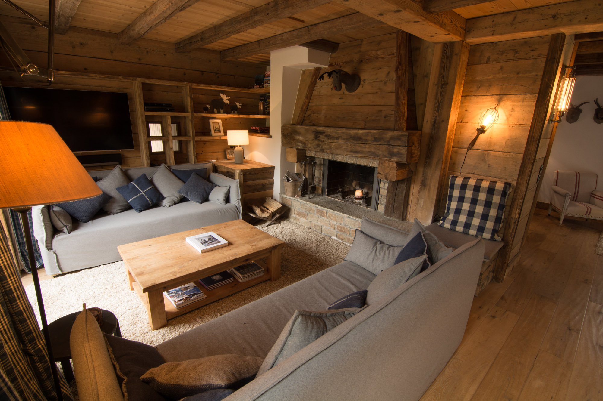 Luxury chalet with real log fire | 3 Valleys