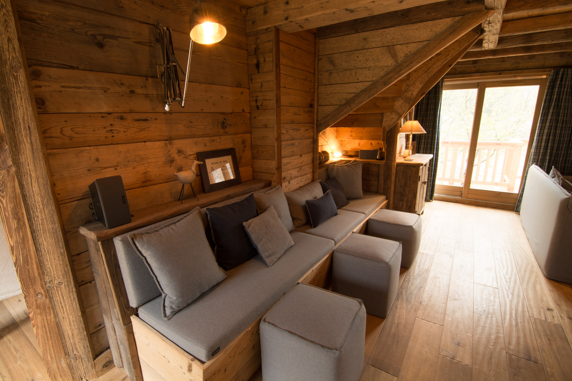 14 people chalet with lots of space in St Martin de Belleville