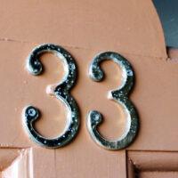 number-33