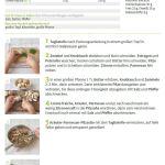 Tagliatelle in cremiger Pilzsoße 1