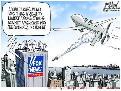 Fox News Drone Strike