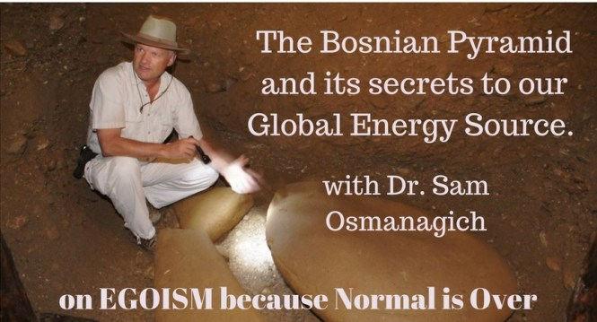 Ecoism 17-42 Pyramid Energy, healing and supplying our