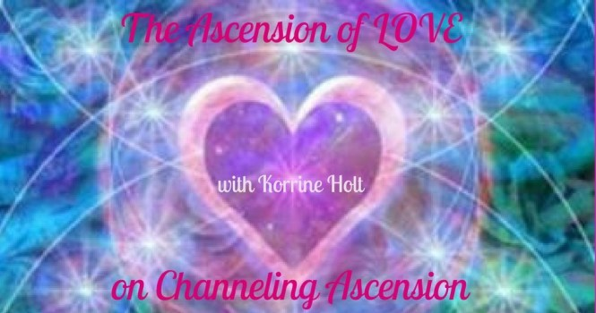 The Ascension of LOVE