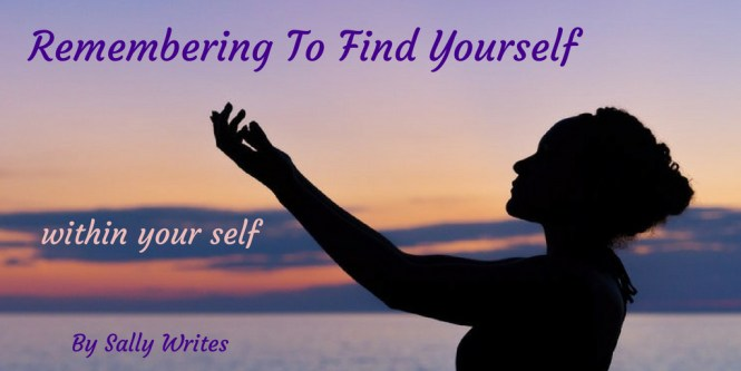 Remembering To Find Yourself