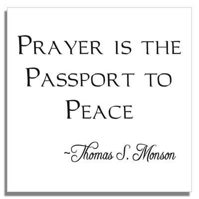 Pl4/30a The 3 Minute Prayer Project of Unity