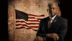 Allen West Old School Patriot
