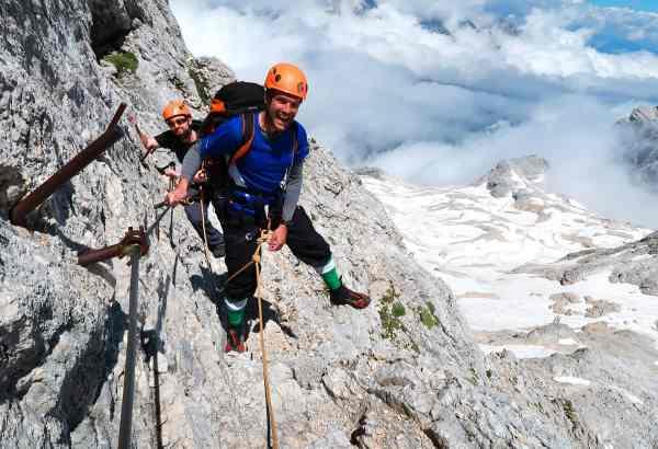 Mount Triglav Climb Self Guided Walking Slovenia
