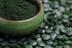 Ground Spirulina