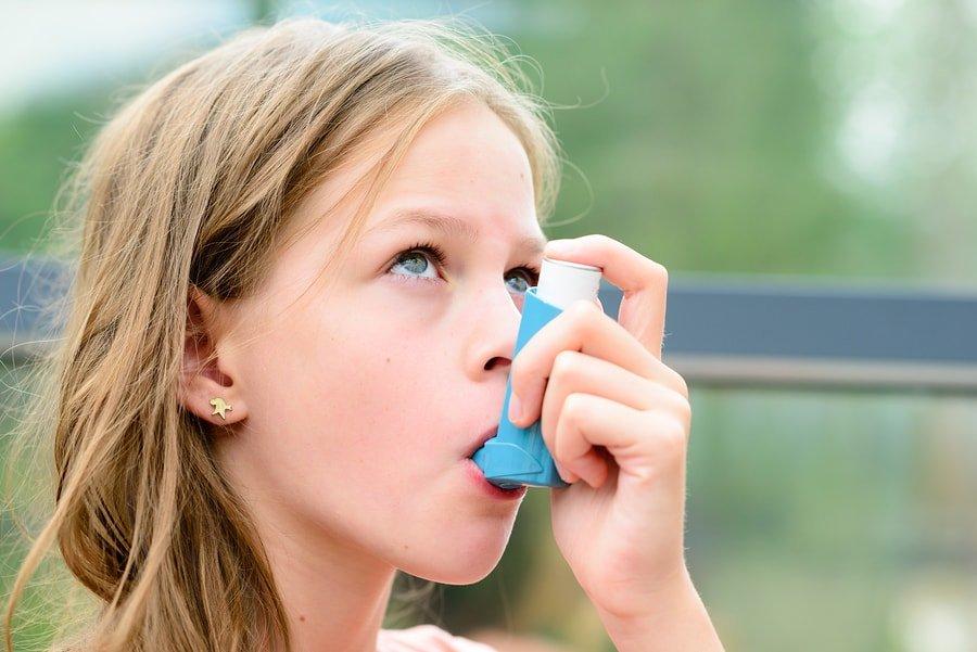 leukotrienes asthma