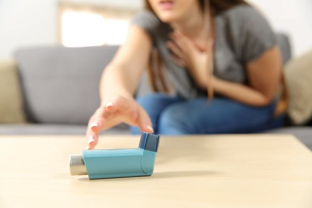 Methylprednisolone May Reduce Asthma Attacks