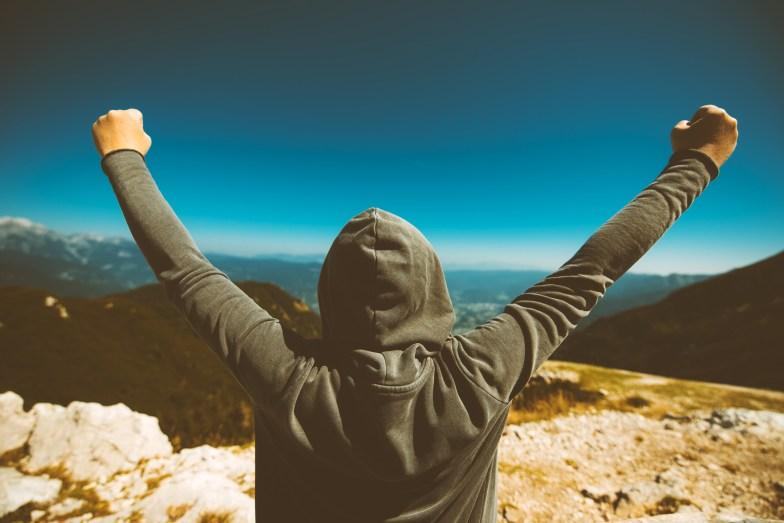 Achievement and triymph