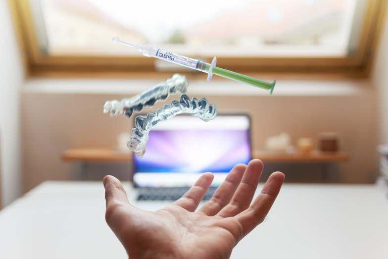 IV syringe