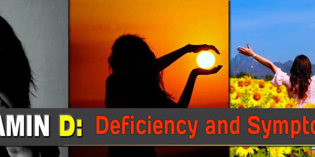 Vitamin D Deficiency and Symptoms