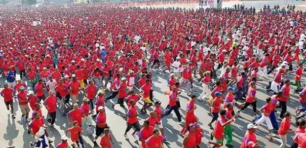 The Great Ethiopian Run 2017