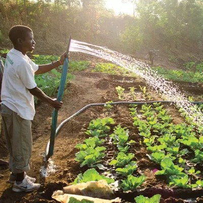 Christmas gift for Africa Irrigation System