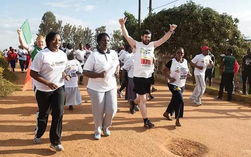 Marathon Uganda