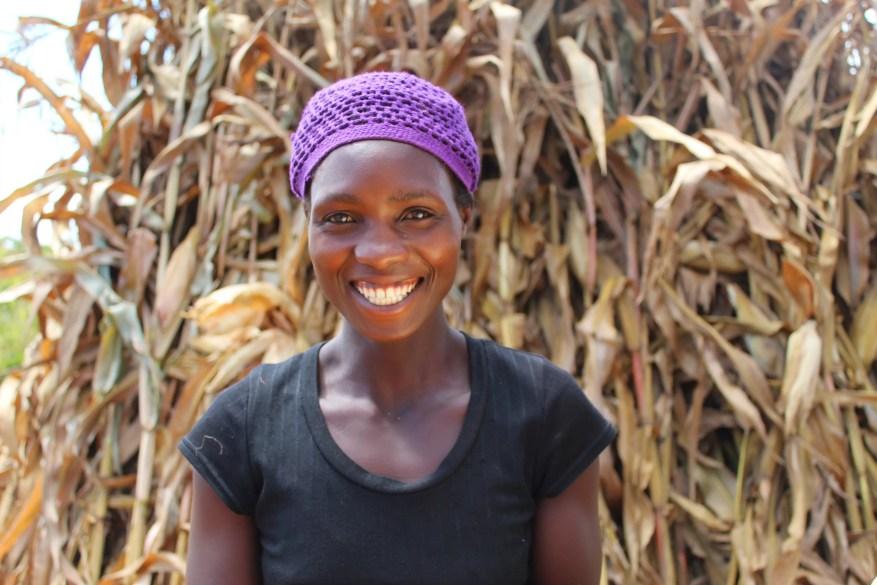 Merinda Smiling
