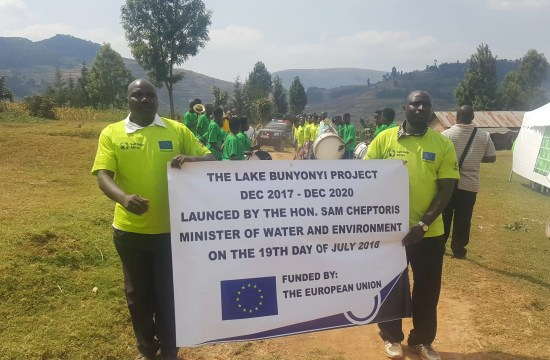CREATING A GREEN ECONOMY IN LAKE BUNYONYI