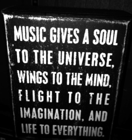 Music is Inspirational