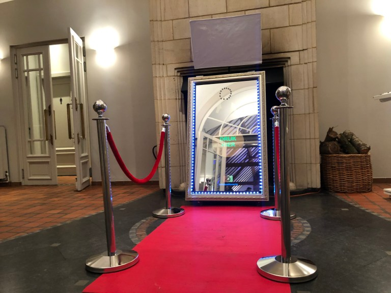 Photobooths met gratis levering