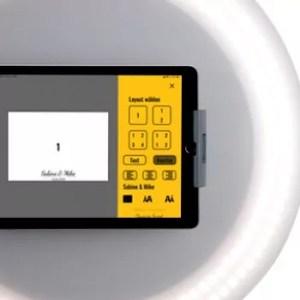 Fotobox App iPad