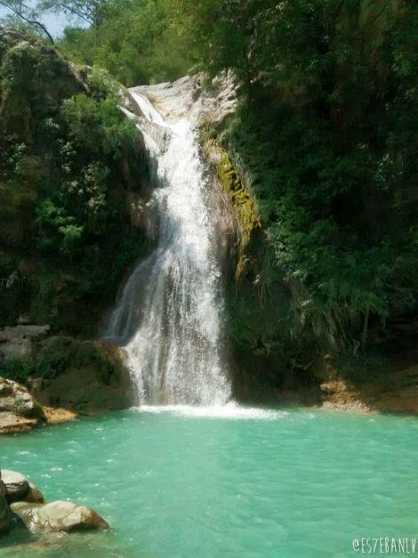 Cascadas de San Agustín Ahuehuetla.