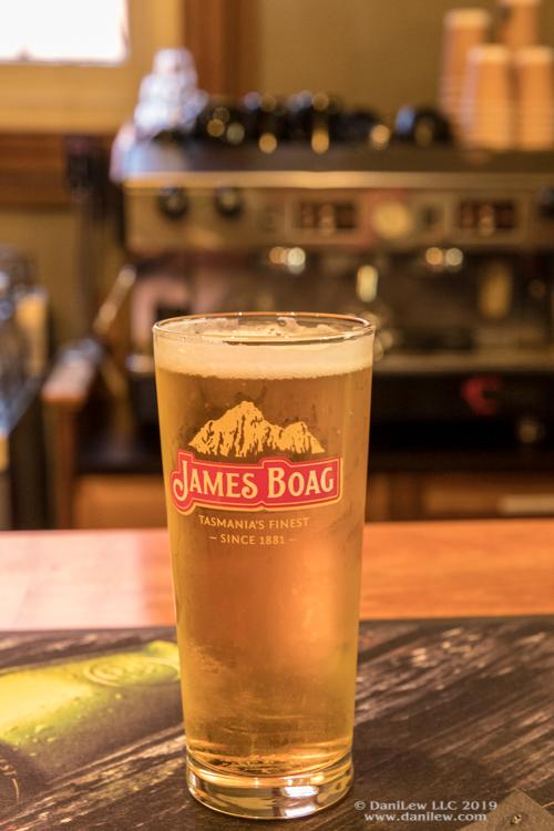 James Boag's XXX Ale in Launceston, Tasmania, Australia - image taken by DaniLew LLC with a Nikon D500 and Nikon 16-80 lens