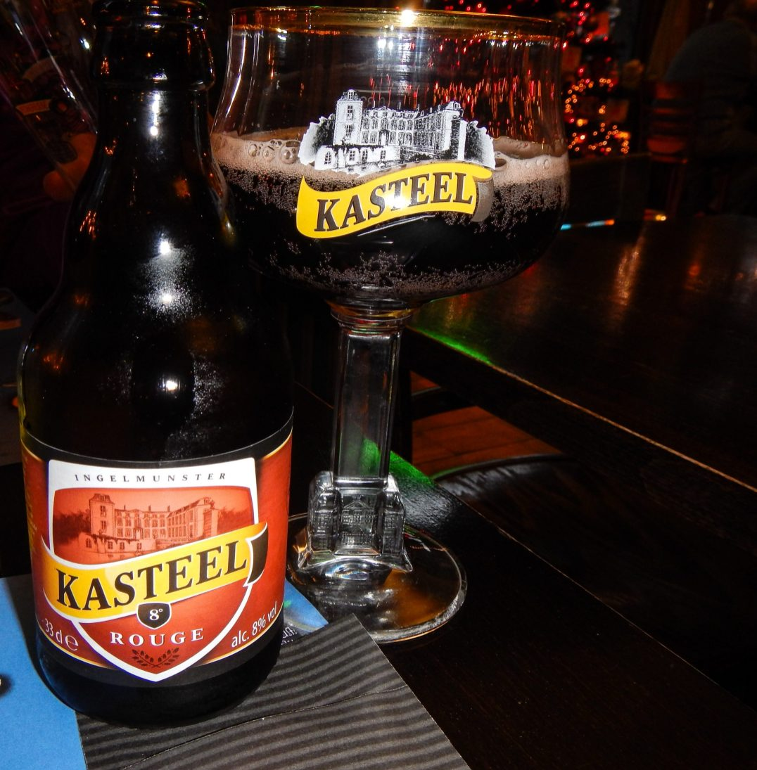Kasteel Rouge in Brussels, Belgium - image taken by DaniLew LLC with a Nikon Coolpix AW110