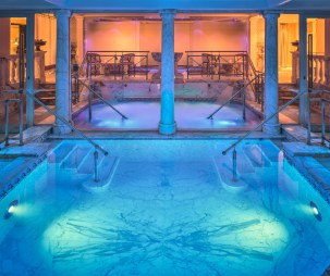 Rome Cavalieri, A Waldorf Astoria Hotel on SelfishMe Travel