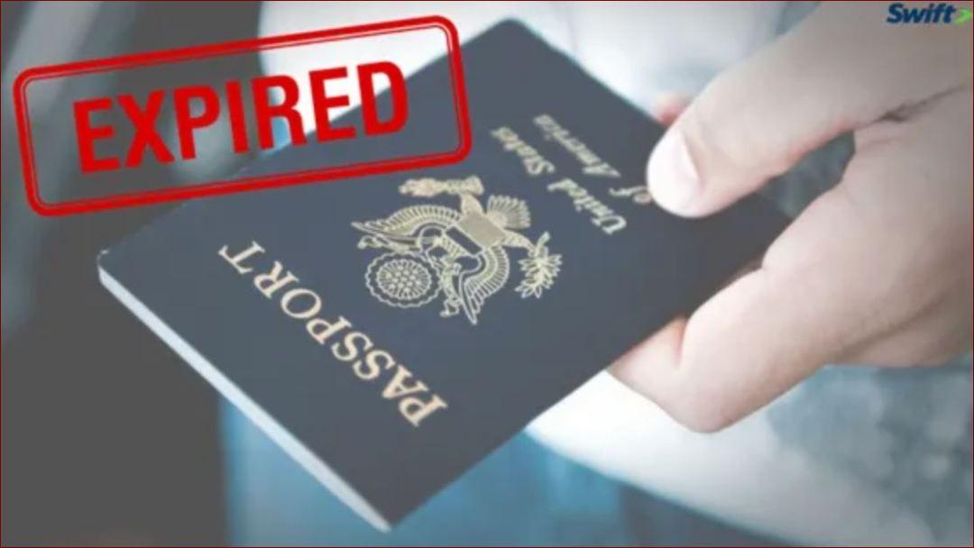 Passport Expired image on SelfishMe Travel