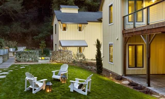 Farmhouse Inn & Spa on SelfishMe Travel blog