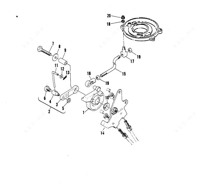 1983 Mercury Outboard Wiring Diagram Schematic Diagrams