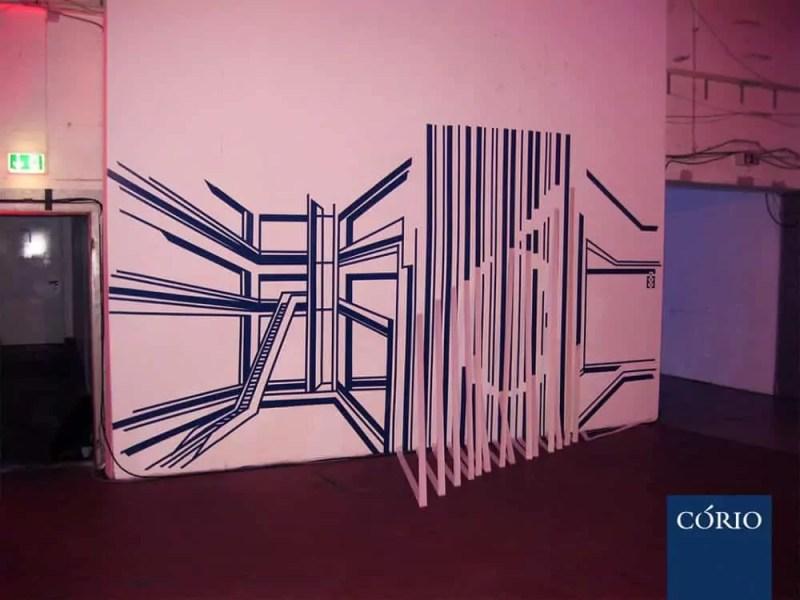 3D-Tape-Installation-Live-Show-Event-Ostap-2013