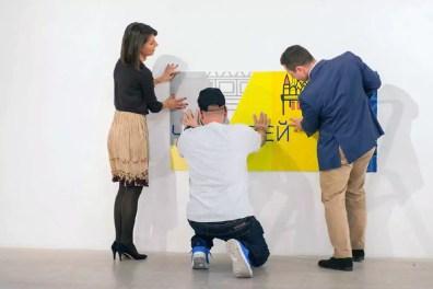 Das Puzzle wird Zusammengesetzt- Team Building Workshop