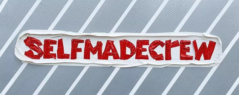 Selfmadecrew- Mobile Homepage Banner