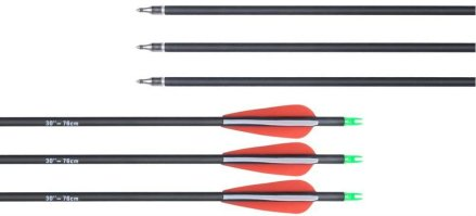 Best Arrows For Recurve Target Shooting