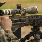 How to Use a Rifle Scope for Long Range Shooting