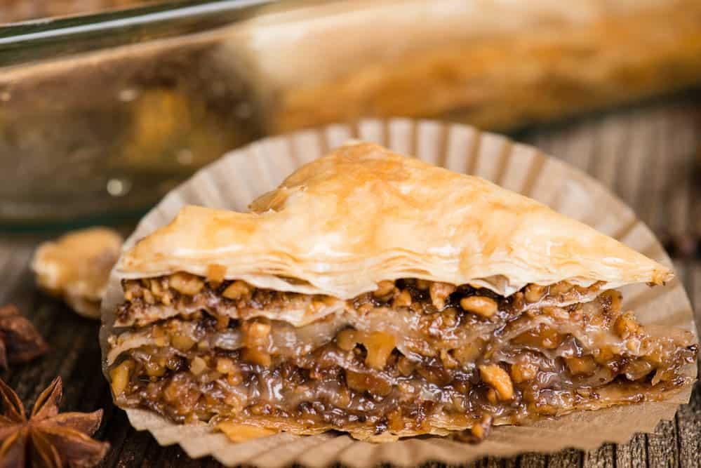 the best homemade baklava