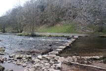 River was quite high last week; lots of debris