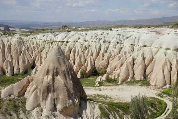 Rose Valley. Cappadocia