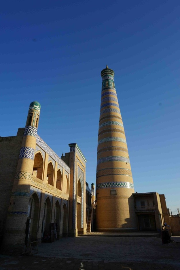 Minaret of Khiva