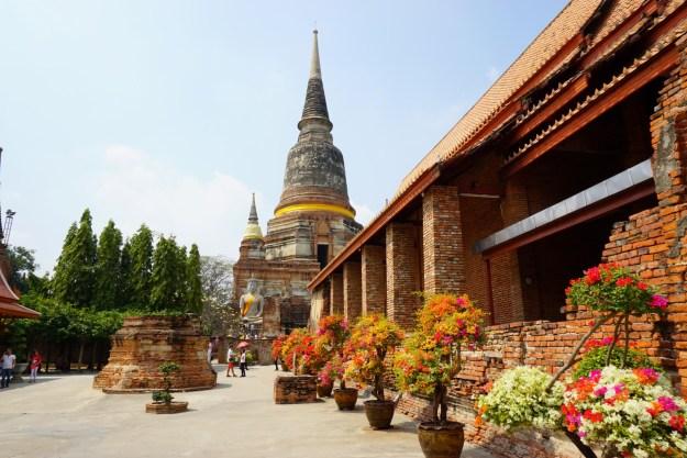 Wat Yai, Ayuthaya, Thailand
