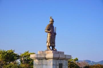 Admiral Yi Sun-sin, Tongyeong