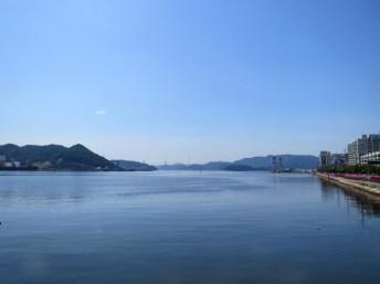 Machang Bay, Masan, 10 minutes from my apartment.