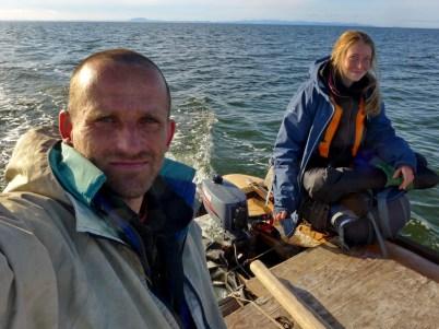 On the Bering Strait